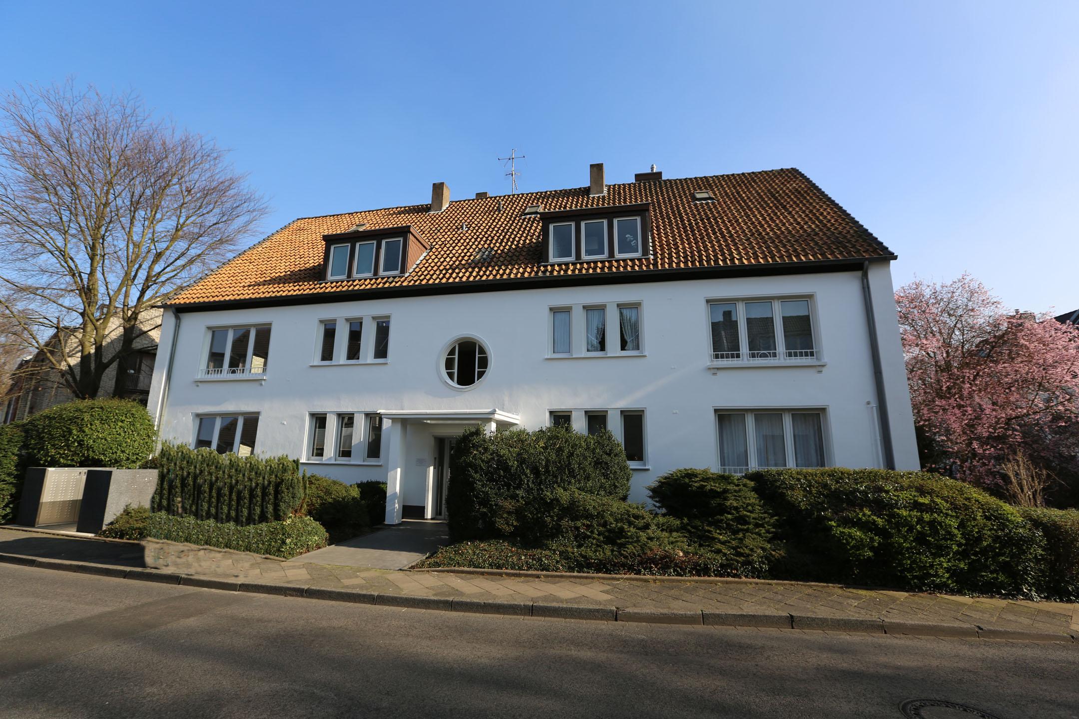 VERMIETET 2 Charmante 2 Zimmerwohnungen in Düsseldorf-Grafenberg